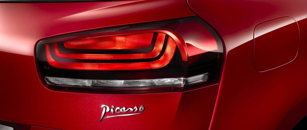 3D EFFECT REAR LIGHTS